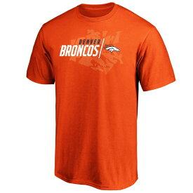 ブロンコス NFL Tシャツ ジオ ドリフト Tシャツ マジェスティック/Majestic【1910価格変更】