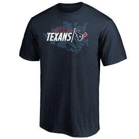 テキサンズ NFL Tシャツ ジオ ドリフト Tシャツ マジェスティック/Majestic【OCSL】