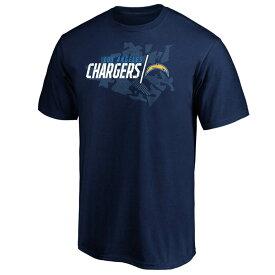 チャージャース NFL Tシャツ ジオ ドリフト Tシャツ マジェスティック/Majestic【OCSL】