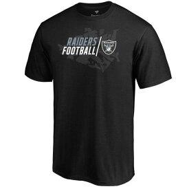 レイダース NFL Tシャツ ジオ ドリフト Tシャツ マジェスティック/Majestic【OCSL】