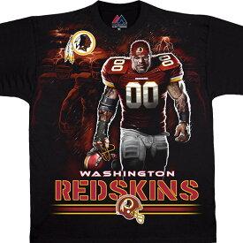 NFL レッドスキンズ Tシャツ トンネル ブラック【lb1910変更】