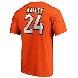 NFL チャンプ・ベイリー ブロンコス Tシャツ 2019 殿堂入り ネーム&ナンバー マジェスティック/Majestic オレンジ【OCSL】