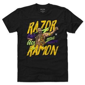 WWE レイザー・ラモン Tシャツ 500Level ブラック【OCSL】