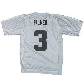 NFL カーソン・パーマー レイダース ユニフォーム/ジャージ レプリカジャージー リーボック/Reebok シルバー