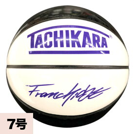 TACHIKARA フランチャイズ カラー オブ シティー TACHIKARA ブラック/ホワイト/パープル