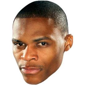 NBA ラッセル・ウェストブルック オクラホマシティ・サンダー バスケットボールOther ビッグ ヘッド カットアウト 19x24 Fathead
