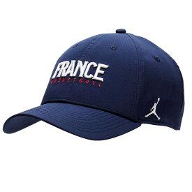 ナイキ ジョーダン/NIKE JORDAN France Tシャツ フランス代表 ジャンプマン CAP ネイビー