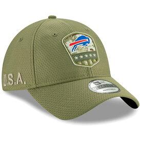 NFL ビルズ キャップ/帽子 2019 サルート トゥ サービス サイドライン 9TWENTY ニューエラ/New Era オリーブ