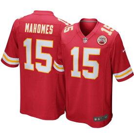 NFL パトリック・マホームズ チーフス ユニフォーム/ジャージ ゲーム ナイキ/Nike レッド 468957-684