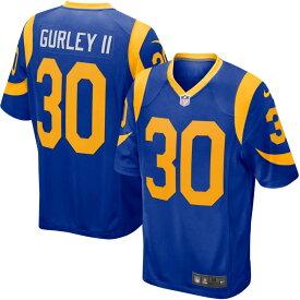 NFL トッド・ガーリー ラムズ ユニフォーム/ジャージ ゲーム ナイキ/Nike ロイヤル 880114-427