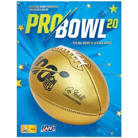 ご予約 NFL プロボウル2020 Pro Bowl 2020 オフィシャル プログラム