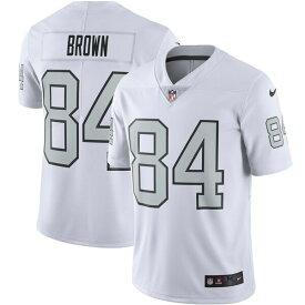 NFL アントニオ・ブラウン レイダース ユニフォーム/ジャージ カラーラッシュ リミテッド ナイキ/Nike ホワイト