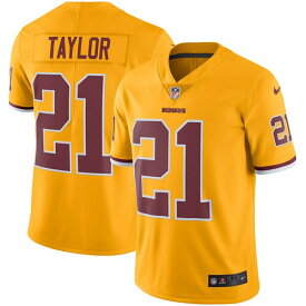 NFL ショーン・テイラー レッドスキンズ ユニフォーム/ジャージ カラーラッシュ リミテッド ナイキ/Nike ゴールド