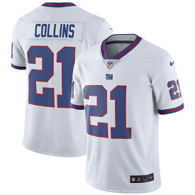 NFL ランドン・コリンズ ジャイアンツ ユニフォーム/ジャージ カラーラッシュ リミテッド ナイキ/Nike ホワイト