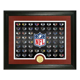 NFL スーパーボウル History Bronze Coin コイン The Highland Mint