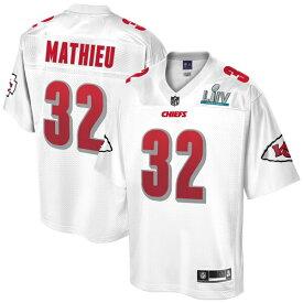 NFL タイラン・マシュー チーフス ユニフォーム/ジャージ 第54回 スーパーボウル 優勝記念 ホワイト