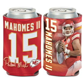 NFL パトリック・マホームズ チーフス Can Cooler 12 oz. 缶クーラー ウィンクラフト/WinCraft