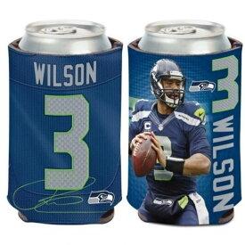 NFL ラッセル・ウィルソン シーホークス Can Cooler 12 oz. 缶クーラー ウィンクラフト/WinCraft