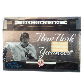 MLB 松井 秀喜 ニューヨーク・ヤンキース トレーディングカード/スポーツカード Playoff 2005 H Matsui Game Bat #PP-55 18/50 Playoff