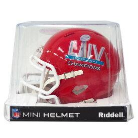 NFL 第54回スーパーボウル 優勝記念Speed Mini Helmet ミニヘルメット Riddell