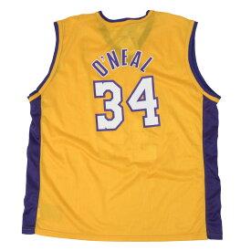 NBA シャキール・オニール ロサンゼルス・レイカーズ ユニフォーム/ジャージ (DS) Replica Jersey チャンピオン/Champion ホーム
