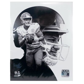 NFL パトリック・マホームズ チーフス Patrick Mahomes PROfile 8x10 フォト 写真 Photo File