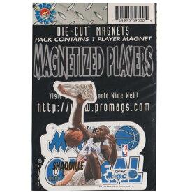NBA シャキール・オニール オーランド・マジック 1996 Die Cut マグネット Pro Magnets