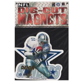 NFL ディオン・サンダース カウボーイズ 1996 Die Cut マグネット Pro Magnets