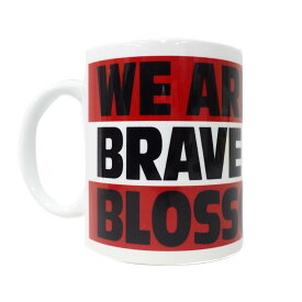 RUGBY Brave Blossoms ラグビー日本代表 ブレイブブロッサムズ マグカップ JUSTICE