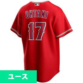 MLB 大谷翔平 ロサンゼルス・エンゼルス ユニフォーム/ジャージ Youth 2020 Replica Player ナイキ/Nike オルタネート(レッド)