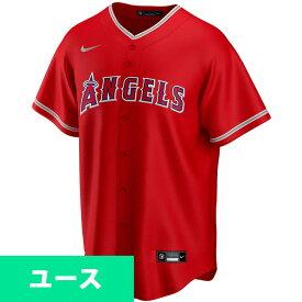 大谷翔平選手所属 MLB ロサンゼルス・エンゼルス ユニフォーム/ジャージ Youth 2020 Replica Team ナイキ/Nike オルタネート(レッド)