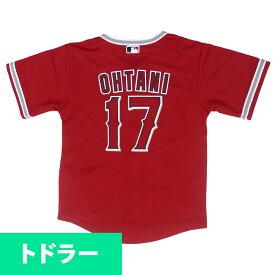 MLB 大谷翔平 ロサンゼルス・エンゼルス ユニフォーム/ジャージ Toddler 2020 Replica Player ナイキ/Nike オルタネート(レッド)