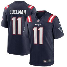 NFL ジュリアン・エデルマン ペイトリオッツ ユニフォーム/ジャージ Game Jersey ナイキ/Nike ネイビー