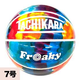 TACHIKARA Freaky バスケットボール TACHIKARA タイダイ BSKTBLL特集