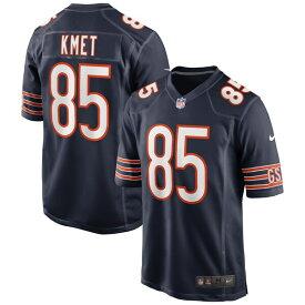 コール・クメット ユニフォーム/ジャージ NFL ベアーズ 2020 NFL ドラフト1巡目指名 ナイキ/Nike ネイビー