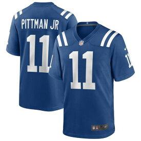 マイケル・ピットマン・ジュニア ユニフォーム/ジャージ NFL コルツ 2020 NFL ドラフト1巡目指名 ナイキ/Nike ロイヤル