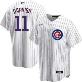 ダルビッシュ有 ユニフォーム カブス ナイキ Nike MLB 2020 ホワイト ホーム レプリカ メンズ 半袖