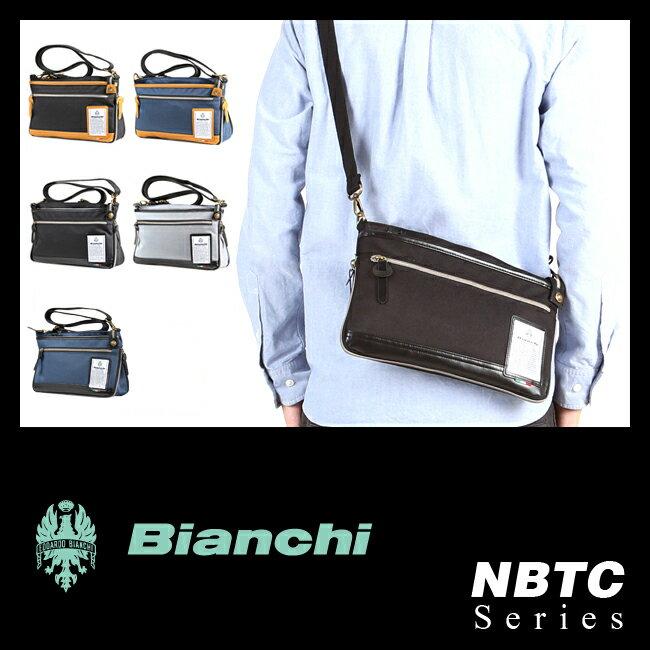 【緊急開催中!楽天カードでP19倍】ビアンキ サコッシュ 日本正規品 Bianchi NBTC-46 メンズ ショルダーバッグ ミニ 小さめ