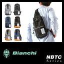 【本日23:59まで!楽天カードでP23倍】ビアンキ ボディバッグ 日本正規品 Bianchi NBTC-01 メンズ レディース ワンショルダーバッグ