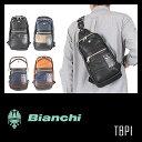 【本日23:59まで!楽天カードでP23倍】ビアンキ ボディバッグ 日本正規品 Bianchi TBPI-02 メンズ レディース ワンショルダーバッグ