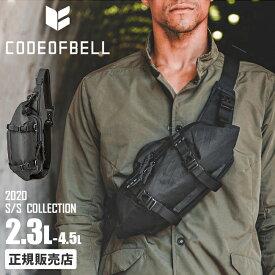 【楽天カード19倍|4/9(木)9:59まで】コードオブベル マルチバッグ CODE OF BELL x-pod