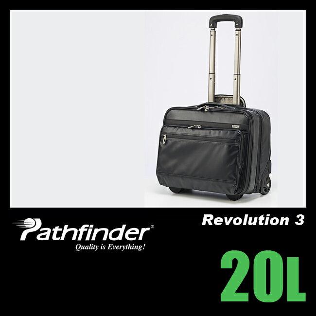 【まもなく終了!楽天カードでP14倍+4倍!4/25(水)23:59まで】パスファインダー レボリューション3 ビジネスキャリー メンズ 20L PATHFINDER Revolution 3 PF5427B