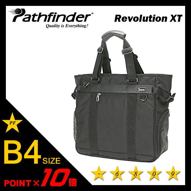 【緊急開催中!楽天カードでP19倍】パスファインダー レボリューションXT ビジネスバッグ B4 ビジネストート メンズ PATHFINDER PF6809