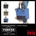 吉田カバン ポーター ブリッジ トートバッグ キャンバス PORTER 193-04060
