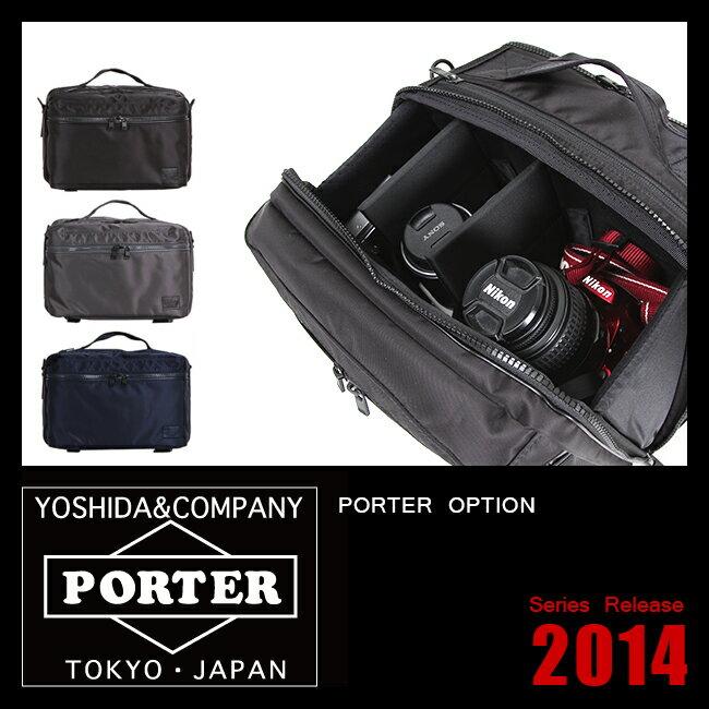 【在庫限り】吉田カバン ポーター オプション カメラバッグ 2WAY ミラーレス 一眼レフ PORTER 526-05913