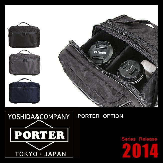 【在庫限り】吉田カバン ポーター オプション カメラバッグ 2WAY ミラーレス 一眼レフ PORTER 526-05914