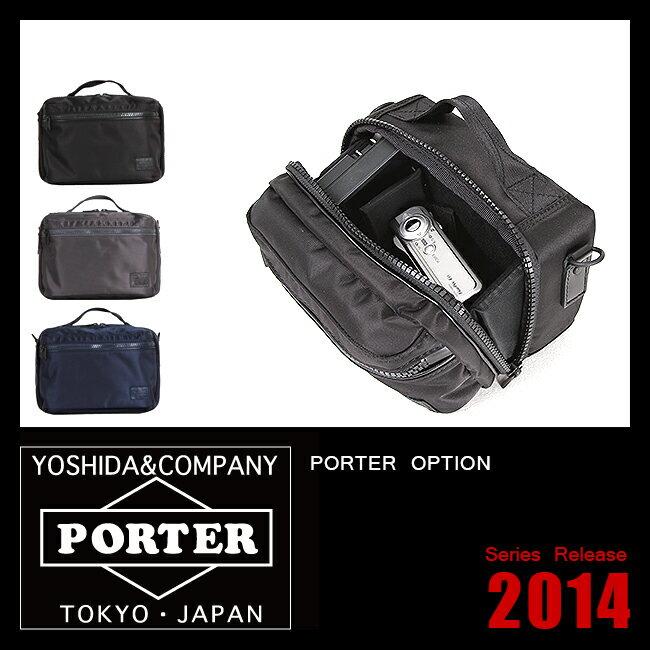 【在庫限り】吉田カバン ポーター オプション カメラバッグ 2Way ショルダーバッグ ミラーレス 一眼レフ PORTER 526-05915