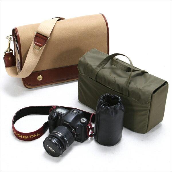 【在庫限り】シルバーレイククラブ カメラバッグ ショルダーバッグ 一眼レフ カメラバッグ SS-2535-2536