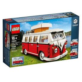 レゴ (LEGO) クリエイター エキスパート フォルクスワーゲン T1 キャンパーヴァン 10220