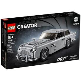 レゴ (LEGO) クリエイター エキスパート ジェームズ・ボンド アストンマーティン DB5 10262